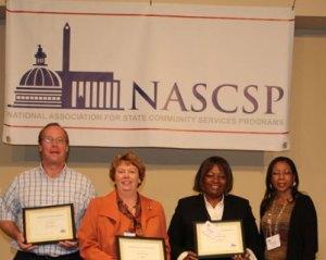 CSBG IS Data Award Recipient