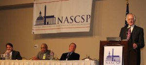 Steve Payne welcome at NASCSP Seattle Conference