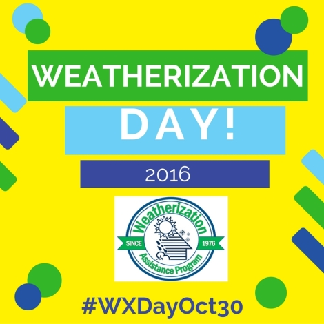 Weatherization Day & Energy Action Month-Toolkit #4