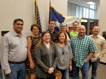 TDHCA Community Affairs Planning and Training Staff